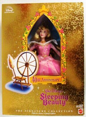 40th Anniversary Walt Disney's Sleeping Beauty Doll (Signature Collection)[NEW]