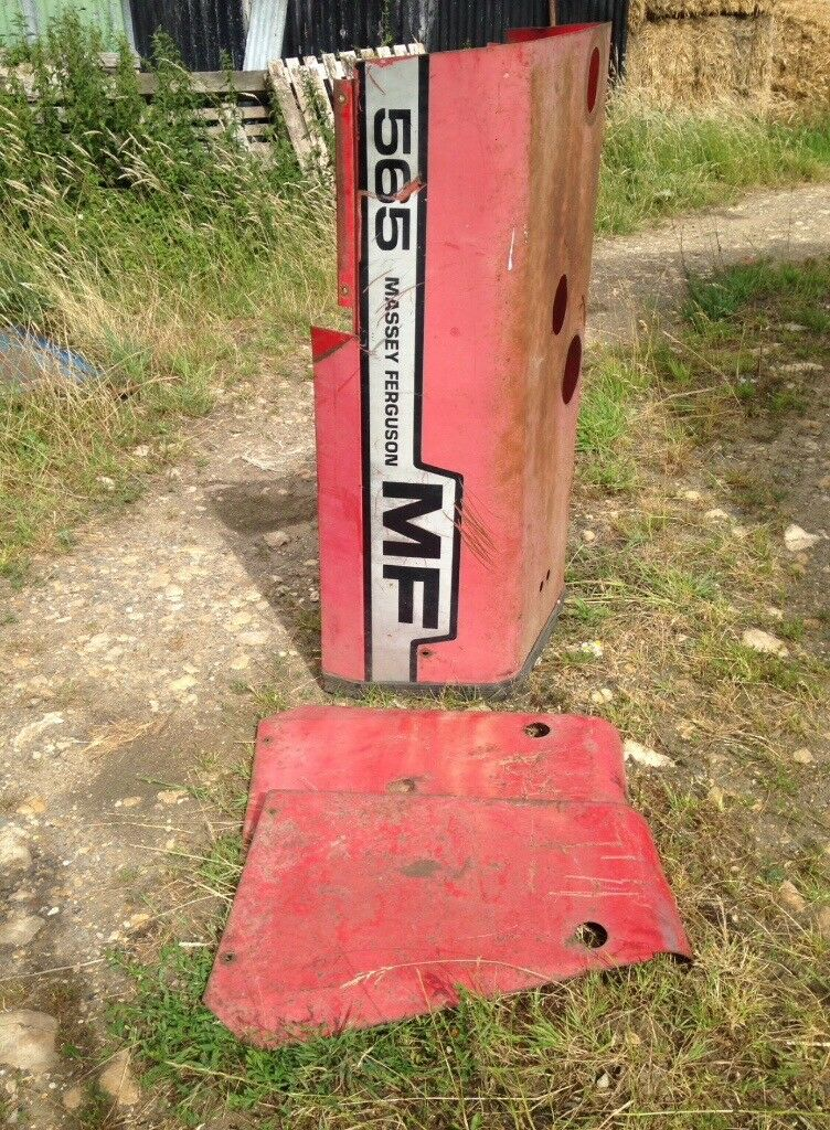 Massey Ferguson 565 Bonnet & Both Side Panels