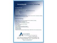 Accountancy & IT Technology Services