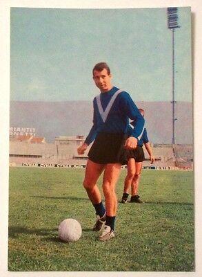 Cartolina Brescia Calcio - Vasini Giancarlo