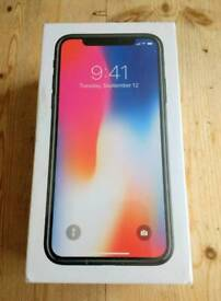 IPHONE X - BRAND NEW SEALED (Vodafone)