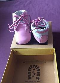 Timberland Boots 0-3 Months New