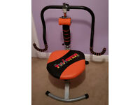 Ab Doer Twist Exercise Machine for Abdominal and Back Workout