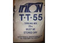 Damp proofing tanking slurry