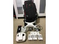 DJI Phantom 4 Bundle