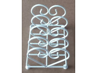 5 X Heart Shaped Napkin Holders Wedding £10
