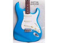 1999 Fender Japan Stratocaster Lake Placid Blue guitar - MINT! MIJ CIJ - CAN POST!