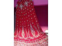 Asian Wedding Dress - Lengha