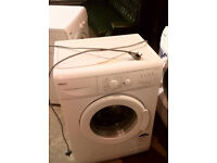 BEKO WASHING MACHINE 6KG 1100 SPIN GOOD WORKING ORDER VIEWING WELCOME