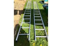 ABRU Starmaster DIY extending ladders