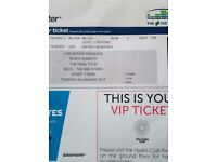 Black Sabbath Glasgow Hydro 2 tickets