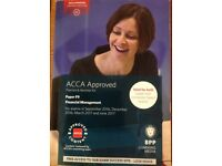 ACCA F9 FINANCIAL MANAGEMENT - BPP PRACTICE & REVISION KIT