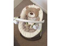 Mothercare Bear baby bouncer