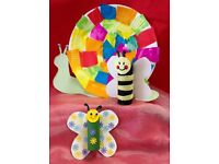 Children's fun craft activity sessions