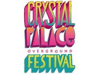 Volunteers for Crystal Palace Overground Festival