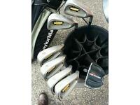 Mercury golf clubs