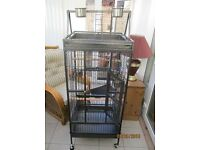 FDS large parrot cage brand new
