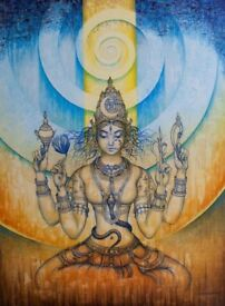 Ecstatic kundalini massage with an experienced therapist guaranteed to send you into bliss