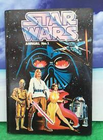 Vintage Star Wars/Star Trek Collection