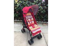 Mothercare Nanu+ Baby Pushchair