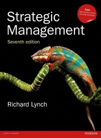 Strategic Management - Richard Lynch, Pearson 2015 - new