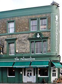 Sous Chef The Palmerston Award Winning Gastro Pub.