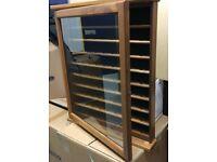 Golf Ball Cabinet - Wall storage.