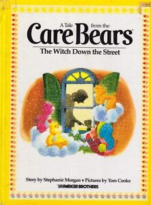 The Care Bears The Witch Down the Street 1983, Hardcover