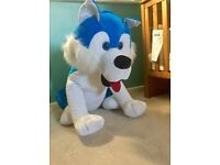Cute Cuddly Dog 38 Inches Tall