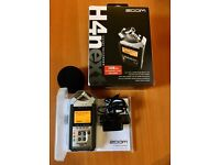 Zoom H4n Field Recorder