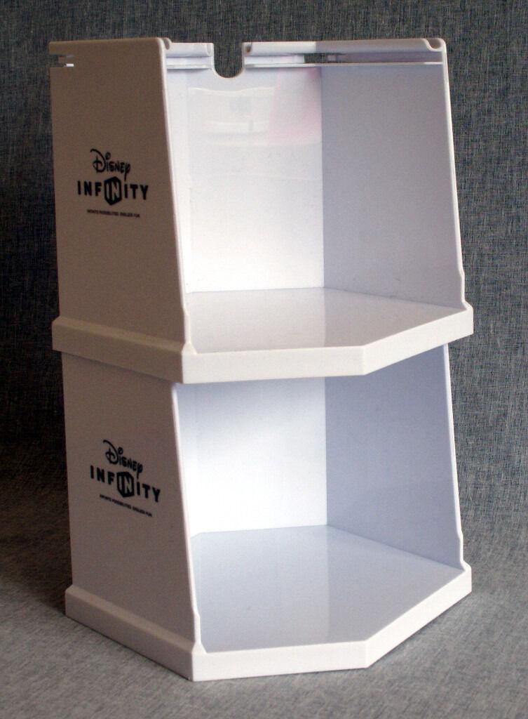 Disney Infinity Figures Storage Towers.