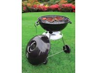 "The Great Outdoors 17"" Kettle BBQ - NEW IN BOX"
