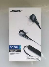 Bose QC20i In-Ear Noise Cancelling Headphones