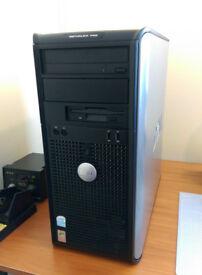 Genuine Dell Optiplex 745 Tower PC with 2GB Ram, and 160 GB Sata Hard Drive