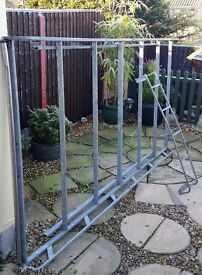 Full Size Extra Strong Galvanized Van Roof Rack