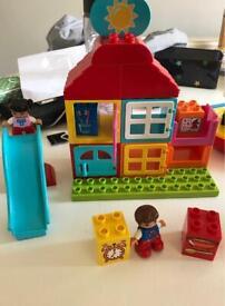 Lego Duplo Set 10616 My First Playhouse