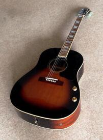Vintage VE660TSB John Lennon-Style electro acoustic