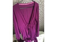 Bundle of Maternity Clothes, easy soft fabrics, next to new, from Next, La Senza etc.