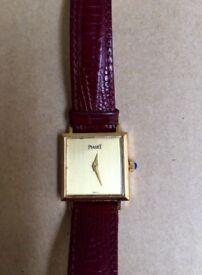 piaget antique watch