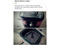 JML Go Chef 8 in 1 cooker