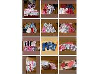 *HUGE* bundle of baby girls clothes size 0-3months