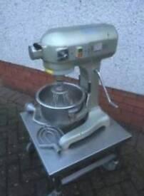 Hobart A120 12 liter dough mixer refurbished