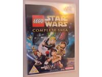 Lego Star Wars - The Complete Saga wii game