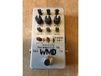 WMD Parametric EQ Guitar Pedal