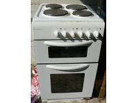 Electric oven.