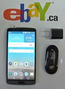 LG G3 D852 Gray 32GB - Unlocked LTE 53070  30 Days Warranty