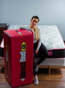 *NEW* Pure ZEE Mattress Ships FREE Canada Wide with 10 year Warranty & 100 Night Guarantee. 0% Financing Available.