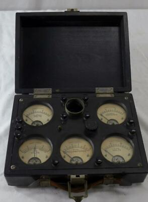 Vintage Jewell Instruments 4 Pin Tube Analyzer Tester