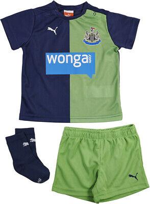 Puma Newcastle United Third 2014/15 Baby Kit - Green