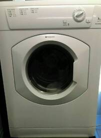 Hotpoint 7 kg vented dryer